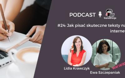 Jak tworzyć skuteczne teksty? – wywiad zEwą Szczepaniak